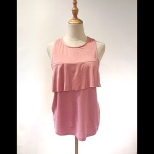 Feel the Piece Terre Jacobs Pink Sleeveless